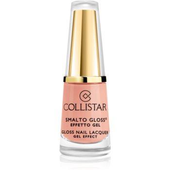 Collistar Gloss Nail Lacquer Gel Effect lac de unghii notino.ro
