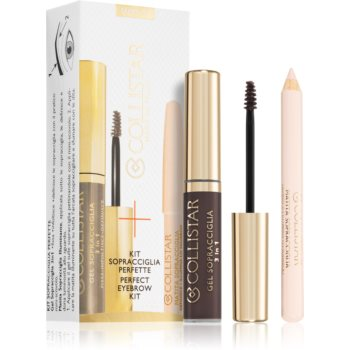 Collistar Perfect Eyebrow Kit set de cosmetice Asian Brown (pentru sprancene) III imagine 2021 notino.ro