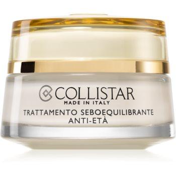 Collistar Special Combination And Oily Skins Sebum-Balancing Anti-Age Treatment crema pentru reintinerire pentru reglarea cantitatii de sebum. imagine 2021 notino.ro