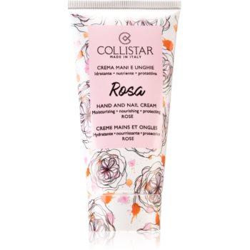 Collistar Rosa Hand and Nail Cream cremă hidratantă pentru mâini și unghii imagine 2021 notino.ro