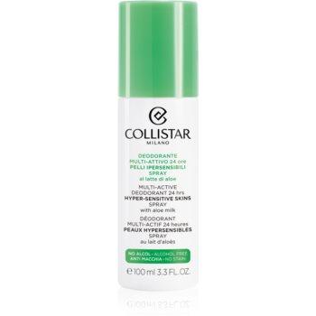 Collistar Special Perfect Body Multi-Active Deodorant Hyper-Sensitive Skin 24hrs deodorant spray pentru piele sensibila notino.ro