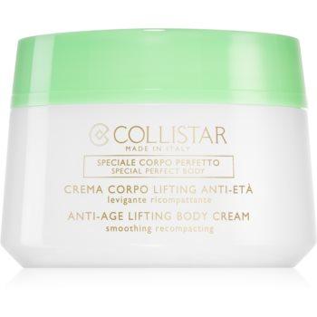 Collistar Special Perfect Body Anti-Age Lifting Body Cream Cremă cu efect de netezire și fermitate piele anti-imbatranire imagine 2021 notino.ro
