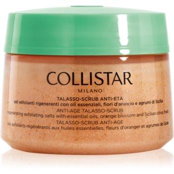 Collistar Special Perfect Body Anti-Age Talasso-Scrub Peeling regenerator cu sare piele anti-imbatranire imagine 2021 notino.ro