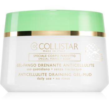Collistar Special Perfect Body Anticellulite Draining Gel-Mud gel pentru slabit anti-celulită notino poza