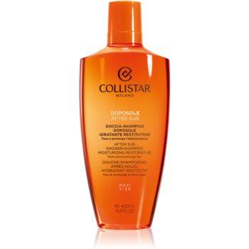 Collistar Special Perfect Tan After Shower-Shampoo Moisturizing Restorative gel de dus dupa soare pentru corp si par imagine 2021 notino.ro
