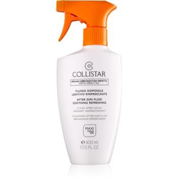 Collistar Special Perfect Tan After Sun Fluid Soothing Refreshing fluid pentru corp calmant dupa expunerea la soare imagine 2021 notino.ro
