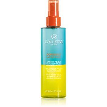Collistar Special Perfect Tan Two-Phase After Sun Spray with Aloe ulei pentru corp dupa expunerea la soare imagine 2021 notino.ro