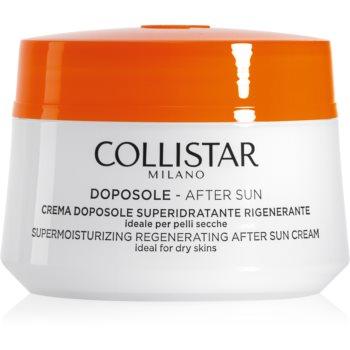 Collistar Special Perfect Tan Supermoisturizing Regenerating After Sun Cream crema regeneratoare si hidratanta dupa expunerea la soare imagine 2021 notino.ro