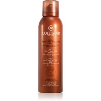 Collistar Tan Without Sunshine 360° Self-Tanning Spray spray auto-bronzant imagine 2021 notino.ro