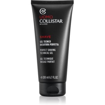 Collistar Perfect Shaving Technical Gel gel pentru bărbierit imagine 2021 notino.ro