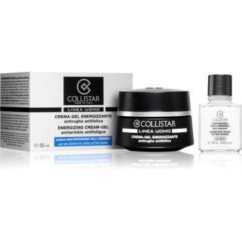 Collistar Energizing Cream-Gel set de cosmetice VI. pentru bărbați imagine 2021 notino.ro