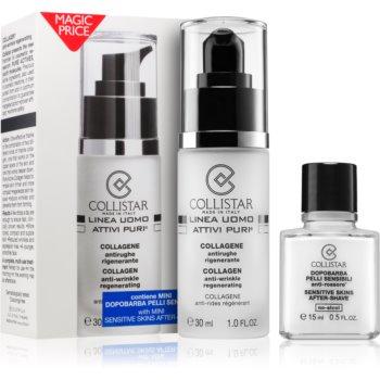 Collistar Pure Actives Collagen set de cosmetice pentru bărbați imagine 2021 notino.ro