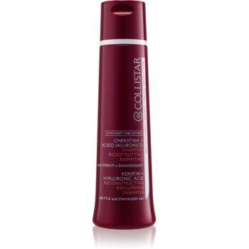 Collistar Special Perfect Hair Keratin+Hyaluronic Acid Shampoo șampon pentru regenerarea părului slab și deteriorat notino.ro
