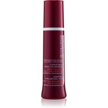 Collistar Special Perfect Hair Keratin+Hyaluronic Acid Spray spray protector pentru catifelarea si regenerarea parului deteriorat imagine 2021 notino.ro