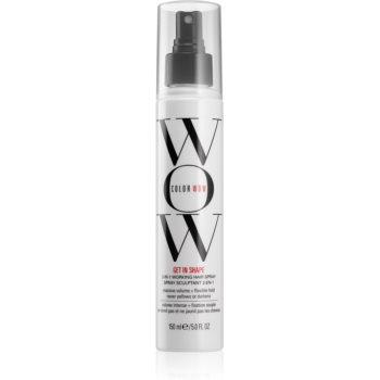Color WOW Get in Shape spray pentru fixare pentru păr cu volum imagine 2021 notino.ro