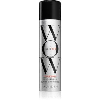 Color WOW Style on Steroids spray pentru fixare pentru păr imagine 2021 notino.ro
