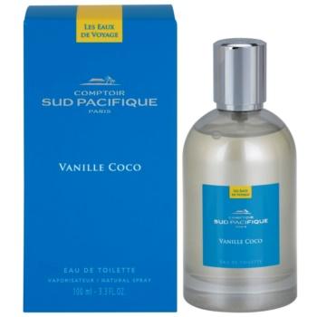 Comptoir Sud Pacifique Vanille Coco Eau de Toilette pentru femei