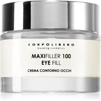 Corpolibero Maxfiller 100 Eyefill cremă de ochi anti-inflamatoare care reduce cercurile de umflare și întunecate notino.ro