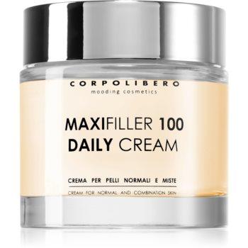 Corpolibero Maxfiller 100 Daily Cream crema de zi pentru piele normală și mixtă imagine 2021 notino.ro