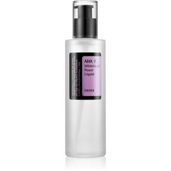 Cosrx AHA7 Whitehead Power Liquid esenta exfolianta pentru piele cu hiperpigmentare imagine 2021 notino.ro