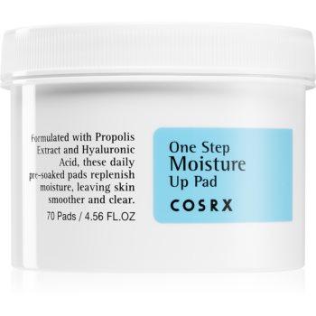 Cosrx One Step Moisture discuri pentru indepartarea impuritatilor cu efect de hidratare imagine 2021 notino.ro