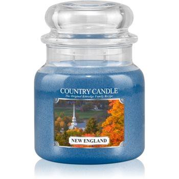 Country Candle New England lumânare parfumată notino.ro