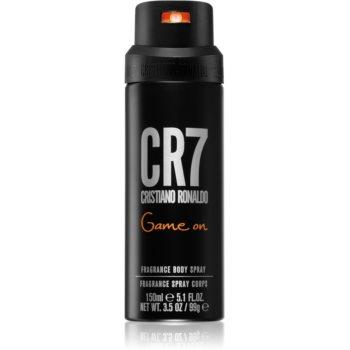 Cristiano Ronaldo Game On deodorant spray pentru bărbați
