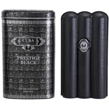 Cuba Prestige Black Eau de Toilette pentru bărbați