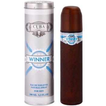 Cuba Winner Eau de Toilette pentru bărbați imagine 2021 notino.ro