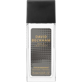 David Beckham Bold Instinct deodorant a tělový sprej pro muže 75 ml