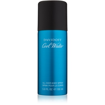Davidoff Cool Water spray pentru corp pentru bărbați imagine 2021 notino.ro