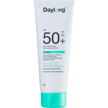 Daylong Sensitive gel de protectie cremoasa pentru piele sensibila imagine 2021 notino.ro