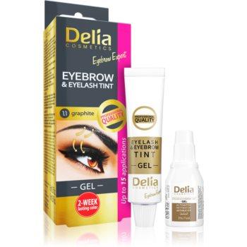 Delia Cosmetics Eyebrow Expert activator vopsea sprâncene imagine 2021 notino.ro