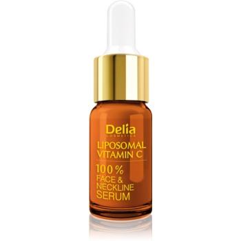 Delia Cosmetics Professional Face Care Vitamin C ser stralucire cu vitamina C pentru fata, gat si piept imagine 2021 notino.ro