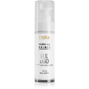 Delia Cosmetics Skin Care Defined Fix & Go baza de machiaj cu efect de netezire imagine 2021 notino.ro