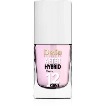 Delia Cosmetics After Hybrid 12 Days balsam regenerator pentru unghii imagine 2021 notino.ro