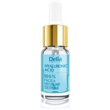 Delia Cosmetics Professional Face Care Hyaluronic Acid Ser impotriva ridurilor cu acid-hialuronic pentru fata, gat si piept notino.ro