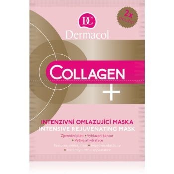 Dermacol Collagen+ Masca regeneratoare notino.ro