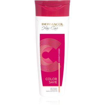 Dermacol Hair Care Color Save Balsam hidratant pentru par vopsit imagine 2021 notino.ro