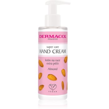 Dermacol Super Care Almond crema de maini cu ulei de migdale imagine 2021 notino.ro