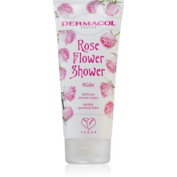 Dermacol Flower Shower Rose cremă pentru duș imagine 2021 notino.ro