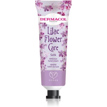 Dermacol Flower Care Lilac crema de maini imagine 2021 notino.ro