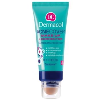 Dermacol Acnecover make-up si corector pentru ten acneic notino.ro