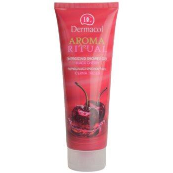 Dermacol Aroma Ritual Black Cherry gel de duș imagine 2021 notino.ro