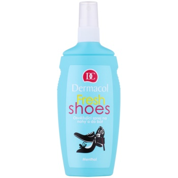 Dermacol Fresh Shoes spray pentru pantofi imagine 2021 notino.ro