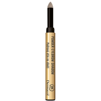 Dermacol Powder Eyebrow Shadow pudra pentru nuantare pentru sprancene imagine 2021 notino.ro