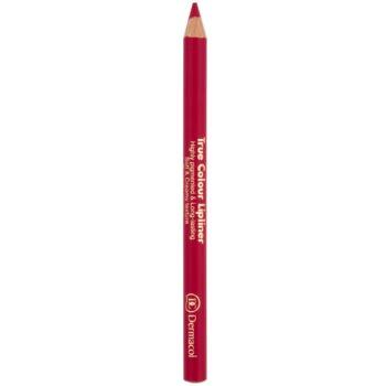 Dermacol True Colour Lipliner creion contur buze imagine 2021 notino.ro