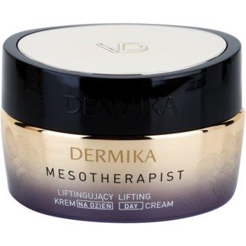 Dermika Mesotherapist crema de zi cu efect lifting pentru ten matur imagine 2021 notino.ro