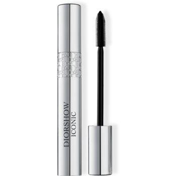 DIOR Diorshow Iconic řasenka pro prodloužení a natočení řas odstín 090 Black 10 ml