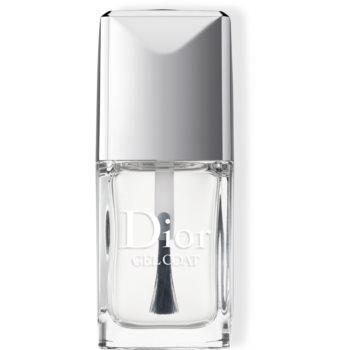 Dior Gel Coat lac gel de unghii pentru acoperirea superioară lucios notino.ro